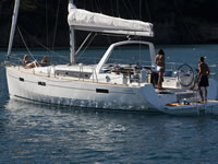 Oceanis 45 - Anchor Management